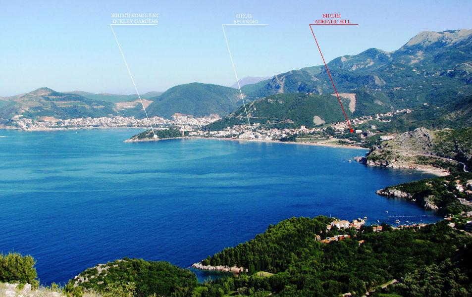 Вилла мирко бечичи черногория